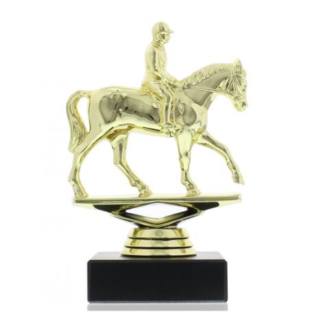 Reiter Pokal mit Gravur