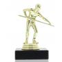 Kunststofffigur Billardspieler 12,0cm