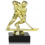 Eishockeyspieler Pokal