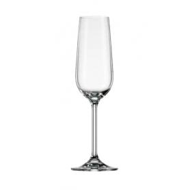 Sektglas / Champagnerglas mit Gravur