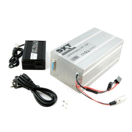 SXT Batterie 36V 20Ah LiFePo4 Akkupack (Lithium)