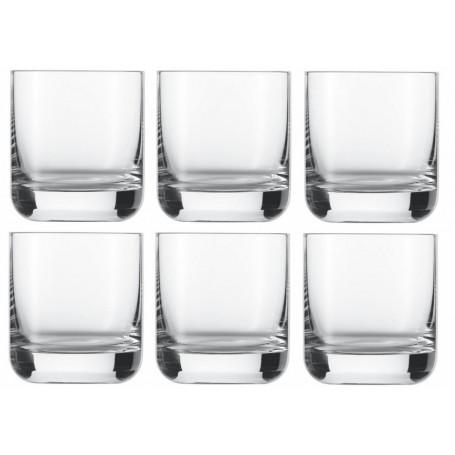 Whiskyglas Convention 300 ml, 6 Stück, transparent