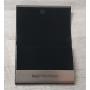 Visitenkartenbox mit Gravur