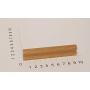 """Holzstempel """"Schulstempel"""" 10 x 100 mm"""