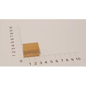 """Holzstempel """"Schulstempel"""" 20 x 30 mm"""