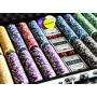 Pokerkoffer 1000 Pokerchips