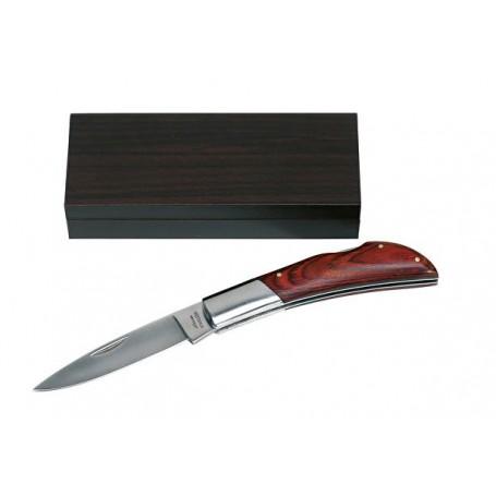 Taschenmesser mit Holzetui