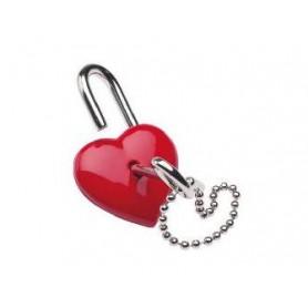 Liebesschloss / Vorhängeschloss Herz